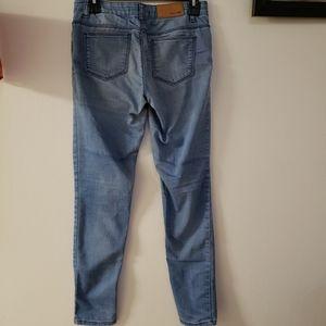 Levi's Jeans - Bundle of 2 basic women jeans blue and black